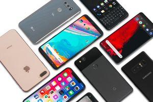 Loạt smartphone giảm giá lần cuối năm 2018