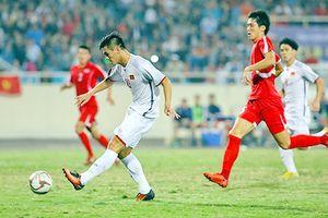 Tuyển Việt Nam- tuyển CHDCND Triều Tiên 1-1: Bất phân thắng bại