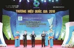 Tự hào tiếp tục được trao tặng Thương hiệu Quốc gia và Giải thưởng Sao Vàng Đất Việt 2018