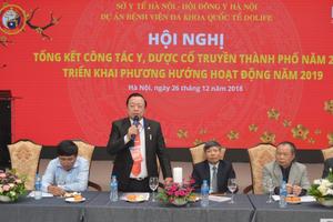 TP. Hà Nội: Đẩy mạnh phát triển y học cổ truyền