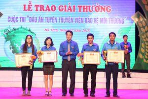Giải thưởng cho những hoạt động 'cầm tay chỉ việc' để bảo vệ môi trường