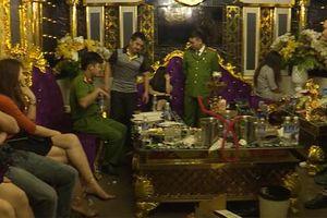 Khởi tố 3 nghi phạm vụ tiệc ma túy trong quán karaoke ở Hà Tĩnh