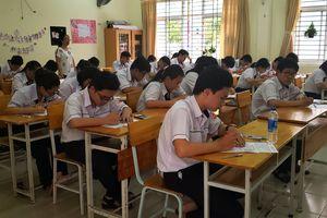 Trường THPT Nguyễn Thượng Hiền, Gia Định tuyển bổ sung học sinh lớp 10