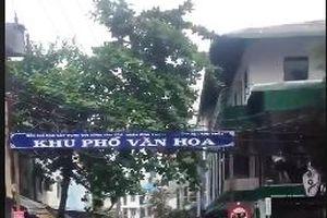 Hàng chục người cầm hung khí hỗn chiến trên đường phố Sài Gòn