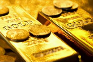 Vàng trong nước giảm sâu, vàng thế giới vẫn đứng ở mức cao
