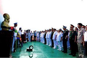 Kỷ niệm 40 năm Chiến dịch đổ bộ đường biển Tà Lơn