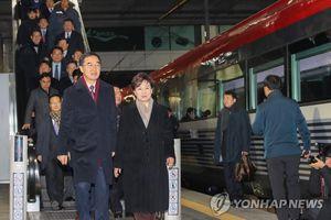 Hàn- Triều sẽ kết nối giao thông đường bộ, đường sắt xuyên biên giới