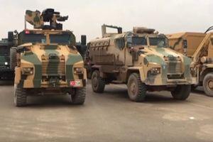 Xem quân nước ngoài rầm rập tiến đến Syria, quân Assad lập tức hành động