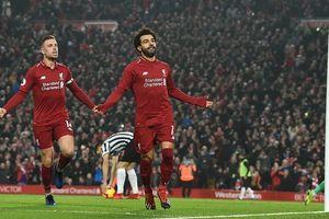 Salah chói sáng, Liverpool thắng '4 sao' trong ngày Boxing Day