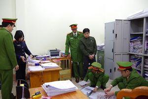 Chiếm đoạt tiền công, 2 cán bộ phòng Nông nghiệp ở Hà Giang bị khởi tố