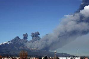 Italy: Động đất 4,8 độ sau khi núi lửa mạnh nhất châu Âu thức giấc
