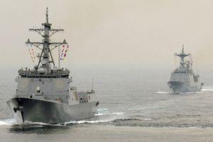 Hàn Quốc phát triển tàu khu trục lớp Aegis