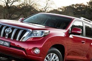 Toyota bị kiện tại Australia vì lỗi động cơ diesel