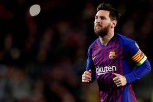 Top 10 tiền đạo lùi xuất sắc nhất năm 2018: Messi qua mặt Ronaldo