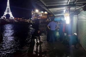 Danh tính nạn nhân tử vong vụ lật tàu du lịch ở Nha Trang