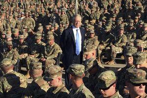 Bộ trưởng Mattis kêu gọi binh sĩ 'giữ vững hàng ngũ' trong dịp Giáng sinh