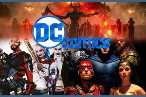 Dòng thời gian hoàn chỉnh của vũ trụ mở rộng DC cho đến thời điểm 'Aquaman'