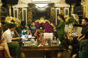 10 người bị phạt hành chính trong vụ 'bữa tiệc ma túy' tập thể ở Hương Khê