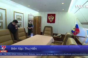 Cậu bé đặc biệt được Tổng thống Nga mời thăm chuyên cơ