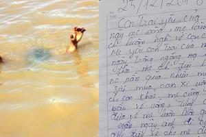 Hà Tĩnh: Mẹ trẻ bỏ lại thư tuyệt mệnh dài 8 trang cho con trai 2 tuổi rồi nhảy cầu tự tử