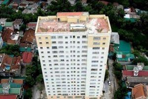 Nghệ An: Bé 3 tuổi tử vong vì đồ vật rơi từ chung cư 17 tầng