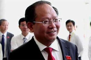 Kỷ luật ông Tất Thành Cang, cách chức Ủy viên Trung ương Đảng khóa XII