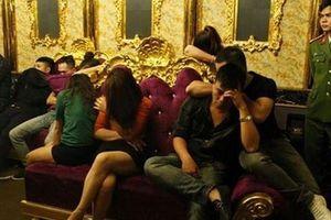Khởi tố 3 đối tượng 'mở tiệc' sinh nhật bằng ma túy ở Hà Tĩnh