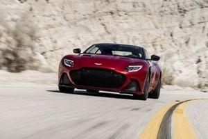 Aston Martin DBS Superleggera 2019 mạnh cỡ nào?