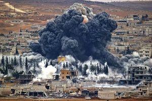Liên minh do Mỹ dẫn đầu phá hủy nhiều cơ sở hạ tầng của IS tại Syria