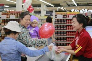 Vinmart+ lập kỷ lục khai trương 117 cửa hàng trong ngày cuối năm