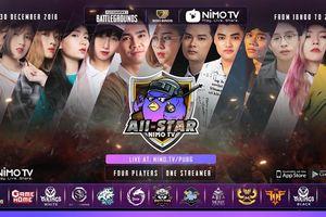 PUBG ALLSTAR – Sự kiện đặc biệt khép lại năm 2018 của PUBG Việt