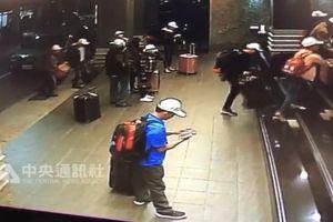 Báo Đài Loan đăng hình ảnh những du khách người Việt bị nghi bỏ trốn
