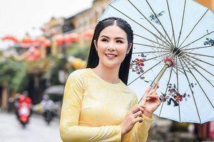 30 mẫu áo dài độc đáo in họa tiết lấy cảm hứng từ ca dao, tục ngữ về mùa xuân của Việt Nam