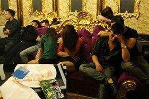 Khởi tố các đối tượng sử dụng ma túy trong quán karaoke Dubai ở Hà Tĩnh