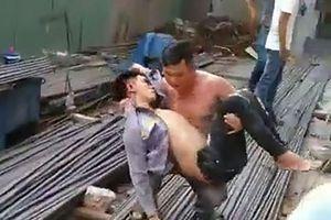 Nam công nhân rơi công trình ở Bình Thạnh đã tử vong