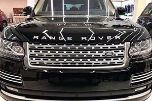 Soi SUV Range Rover mới giá hơn 10 tỷ của Minh nhựa