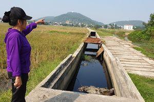 'Hệ thống xử lý nước thải chưa vận hành đã xuống cấp' tại Hải Phòng: Chủ đầu tư yêu cầu nhà thầu sửa chữa