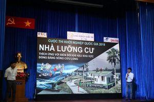 6 dự án xuất sắc vào tranh tài Chung kết cuộc thi Khởi nghiệp quốc gia 2018