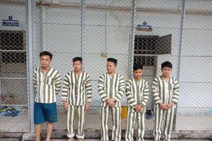 Đột kích nhóm đối tượng giam giữ con nợ, tống tiền gia đình nạn nhân