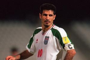 Tiền đạo Iran dẫn đầu Top 5 chân sút vĩ đại nhất lịch sử Asian Cup