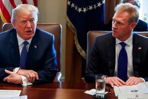Quyền Bộ trưởng Quốc phòng Mỹ dường như được lòng Tổng thống Trump