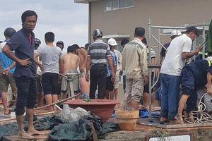 Ngạt khí trong hố thu nước trạm bơm, 4 công nhân tử vong