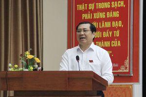 Chủ tịch Đà Nẵng nói về việc bản thân từng bị kỷ luật
