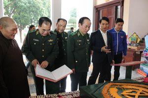 Trao giải cuộc thi tìm hiểu về biên giới và Bộ đội Biên phòng