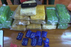 Bắt giữ người nước ngoài đưa ma túy vào Việt Nam tiêu thụ