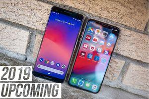 Top smartphone hứa hẹn được chờ đón nhất nửa đầu năm 2019