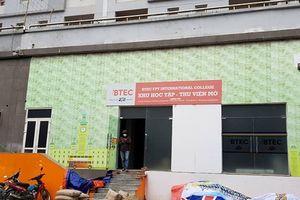 Giành giật kinh doanh kiểu 'xã hội đen' tại ký túc xá hiện đại nhất Hà Nội