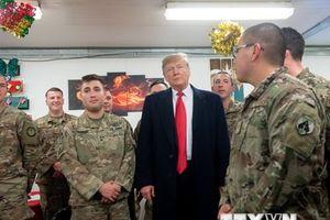 Nga: Tổng thống Mỹ duy trì căn cứ tại Iraq để xoa dịu phe Cộng hòa