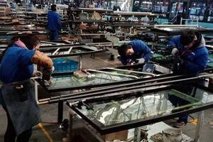 Lợi nhuận công nghiệp của Trung Quốc giảm lần đầu trong 3 năm
