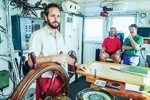 Săn kho báu dưới đáy biển - Kỳ 1: 'Tàu Vàng' SS Central America